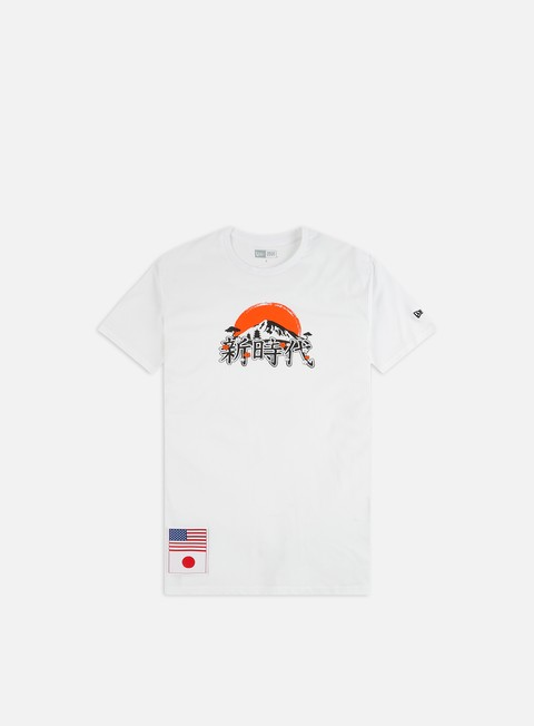 T-shirt a Manica Corta New Era Far East Graphic T-shirt