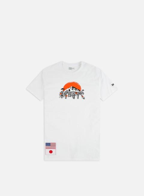 Outlet e Saldi T-shirt a Manica Corta New Era Far East Graphic T-shirt