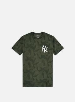 New Era Geometric Camo T-shirt NY Yankees
