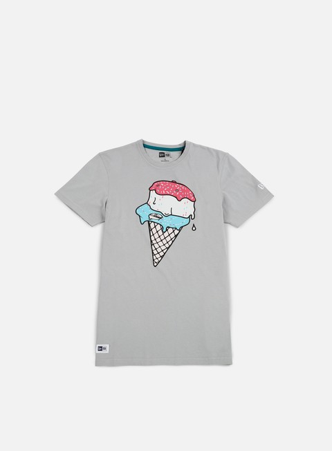 t shirt new era ice cream t shirt grey