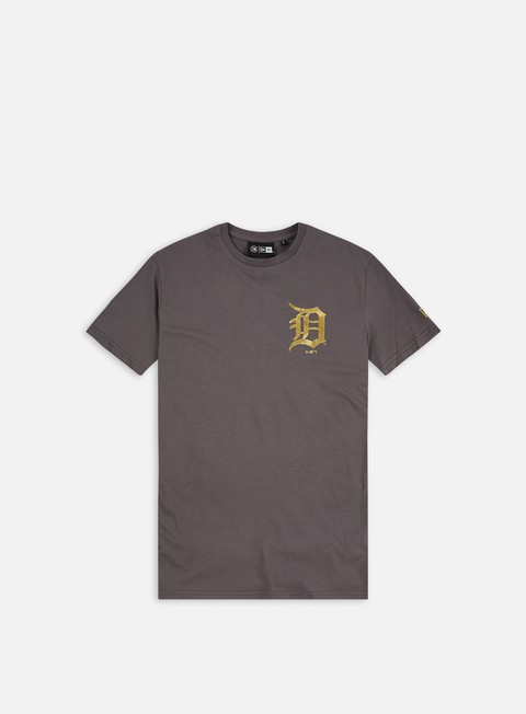 New Era Metallic T-shirt Detroit Tigers