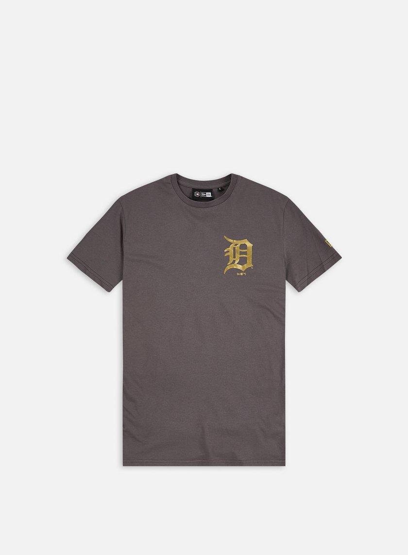 New Era Metallic T-shirt Detroit Tigers