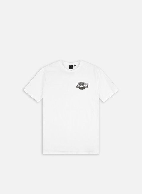 Sport Team T-shirts New Era Metallic T-shirt LA Lakers