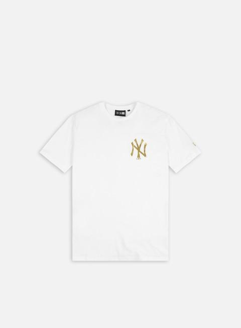 Sport Team T-shirts New Era Metallic T-shirt NY Yankees