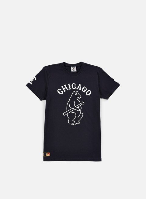 Outlet e Saldi T-shirt a Manica Corta New Era MLB Batters T-shirt Chicago Cubs