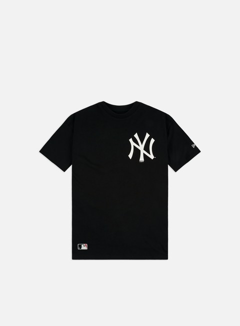 Short Sleeve T-shirts New Era MLB Big Logo Oversized T-shirt NY Yankees