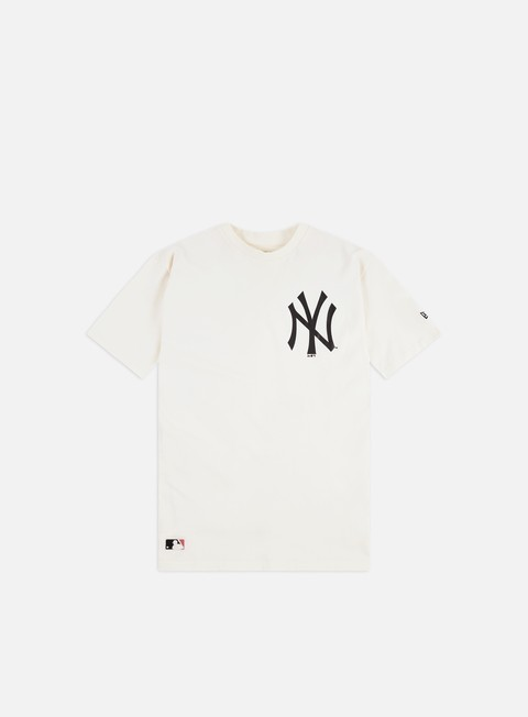 Outlet e Saldi T-shirt a Manica Corta New Era MLB Big Logo Oversized T-shirt NY Yankees