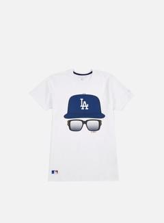 New Era MLB Cap And Glasses T-shirt LA Dodgers