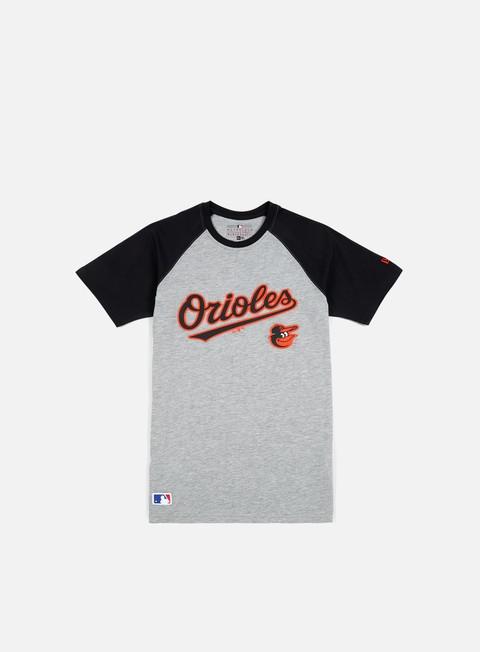T-shirt Squadre Sportive New Era MLB Classic T-shirt Baltimore Orioles