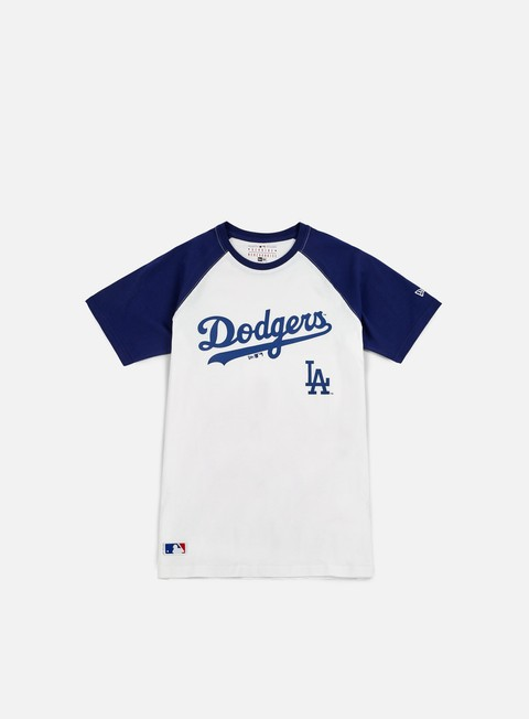 t shirt new era mlb classic t shirt la dodgers white