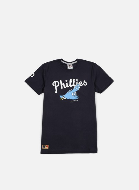 t shirt new era mlb coop script t shirt philadelphia phillies navy