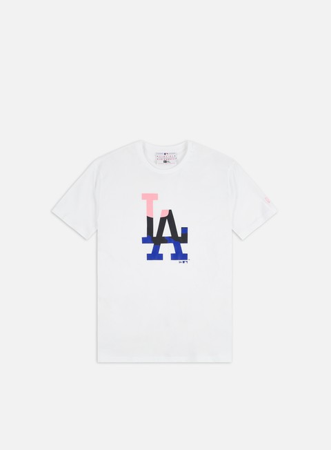 Sport Team T-shirts New Era MLB EXT Camo Infill T-shirt LA Dodgers