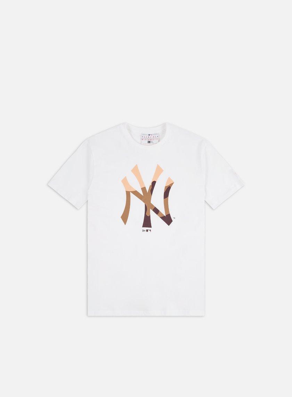 New Era MLB EXT Camo Infill T-shirt NY Yankees