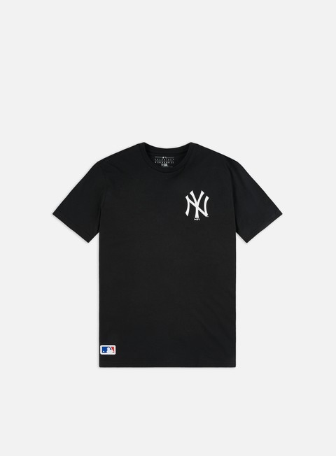 Short Sleeve T-shirts New Era MLB Far East T-shirt NY Yankees
