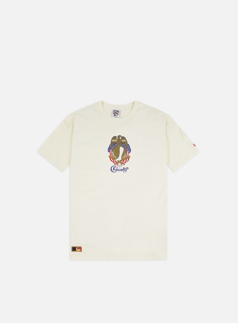 Outlet e Saldi T-shirt a Manica Corta New Era MLB Heritage T-shirt Chicago White Sox