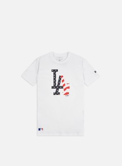 New Era MLB Infill Team Logo T-shirt LA Dodgers
