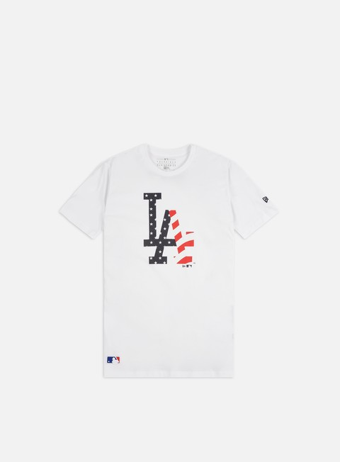 Sport Team T-shirts New Era MLB Infill Team Logo T-shirt LA Dodgers
