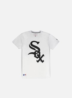 New Era - MLB OG Logo T-shirt Chicago White Sox, White 1