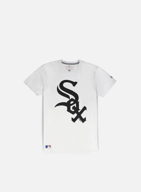 t shirt new era mlb og logo t shirt chicago white sox white