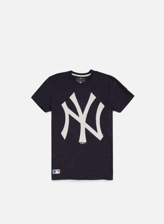 New Era - MLB OG Logo T-shirt NY Yankees, Navy 1