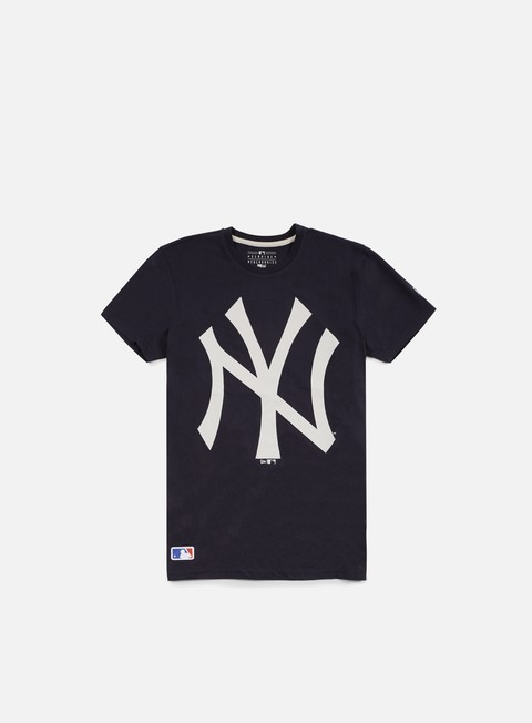 t shirt new era mlb og logo t shirt ny yankees navy