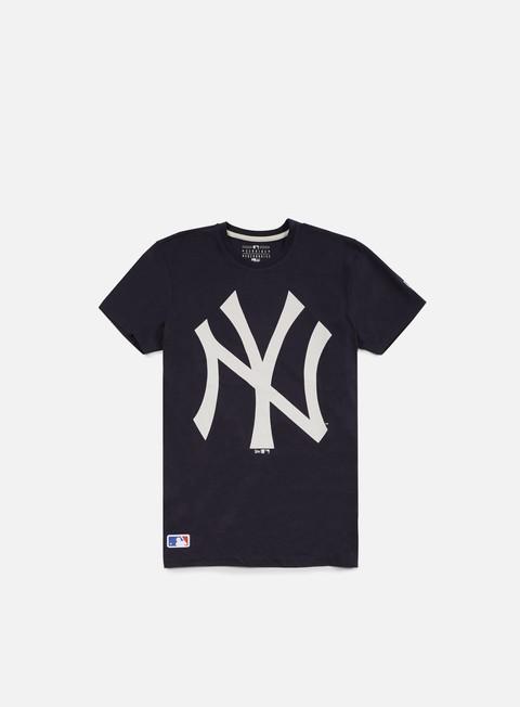 t shirt new era mlb og logo t shirt ny yankees navy