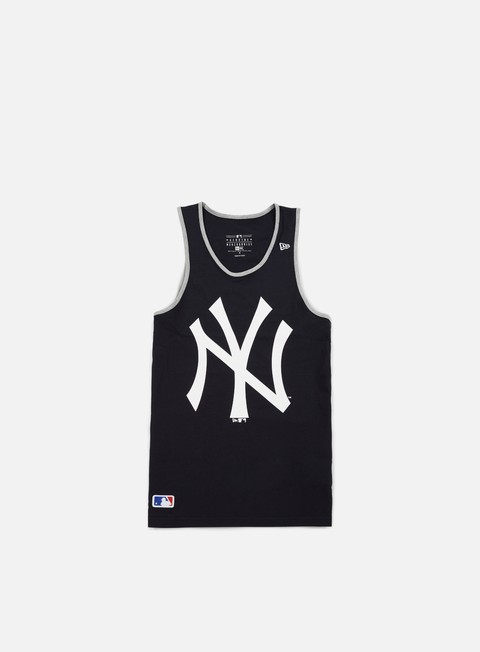 Sport Team T-shirts New Era MLB OG Tank NY Yankees