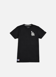 New Era - MLB Pop Bk Script T-shirt LA Dodgers, Black 1