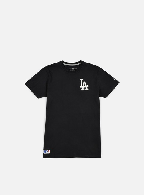 Outlet e Saldi T-shirt a Manica Corta New Era MLB Pop Bk Script T-shirt LA Dodgers