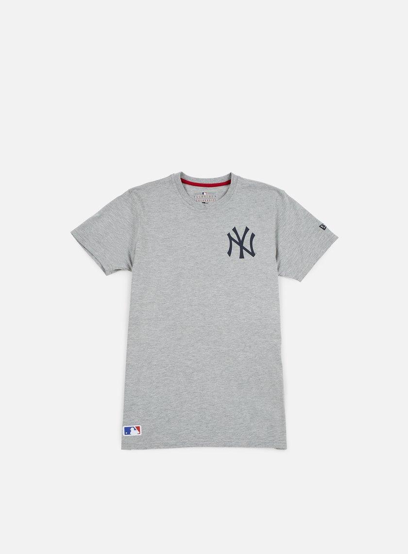 New Era MLB Pop Bk Script T-shirt NY Yankees