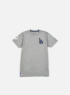New Era - MLB Pop T-shirt LA Dodgers, Heather Grey 1