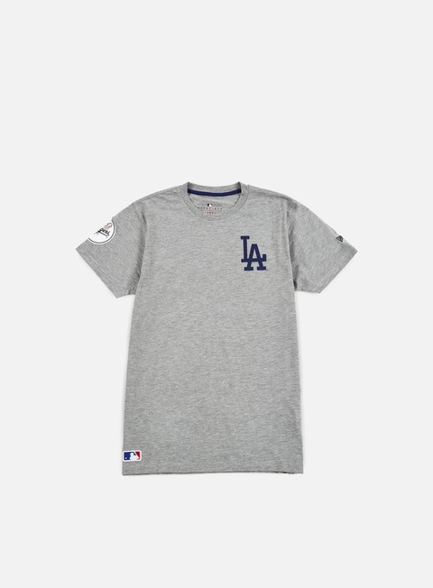 t shirt new era mlb pop t shirt la dodgers heather grey