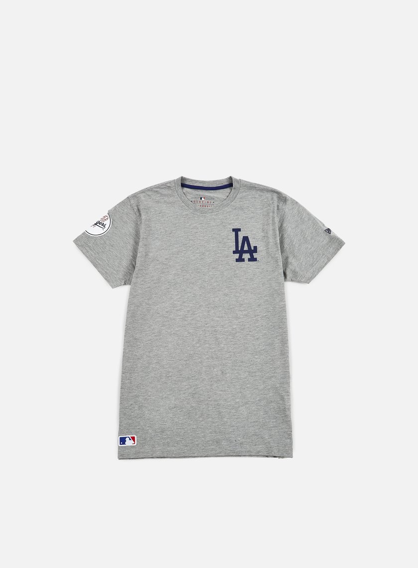 New Era - MLB Pop T-shirt LA Dodgers, Heather Grey