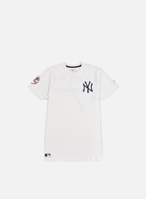 Sale Outlet Short Sleeve T-shirts New Era MLB Pop T-shirt NY Yankees
