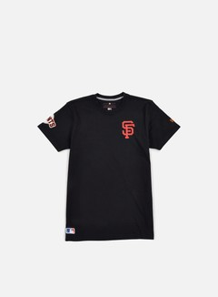 New Era - MLB Pop T-shirt San Francisco Giants, Black 1