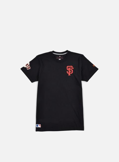 Sale Outlet Short Sleeve T-shirts New Era MLB Pop T-shirt San Francisco Giants