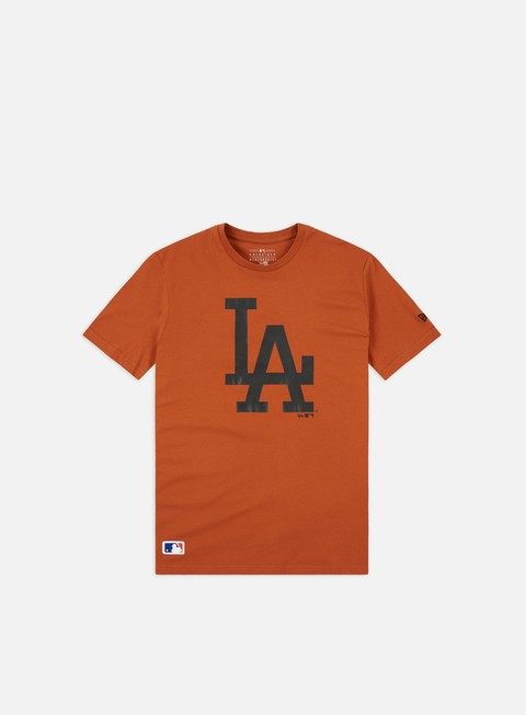 Outlet e Saldi T-shirt a Manica Corta New Era MLB Seasonal Team Logo T-shirt LA Dodgers