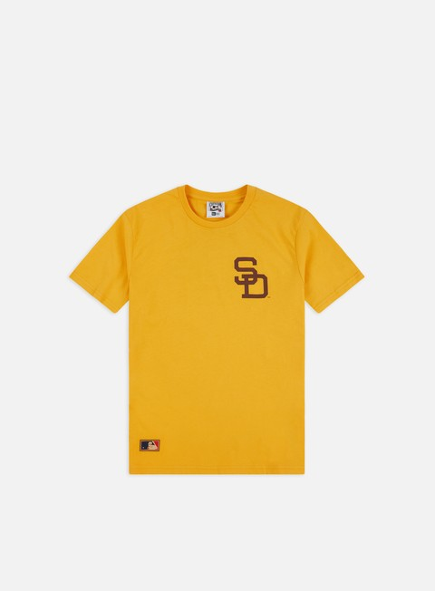 Outlet e Saldi T-shirt a Manica Corta New Era MLB Stadium T-shirt San Diego Padres