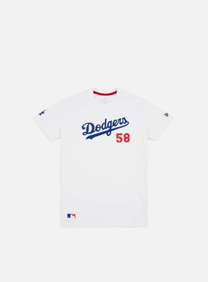 new style 999bd 6e389 MLB Superscript T-shirt Los Angeles Dodgers