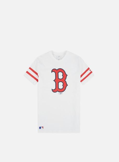 Outlet e Saldi T-shirt a Manica Corta New Era MLB Team Logo T-shirt Boston Red Sox