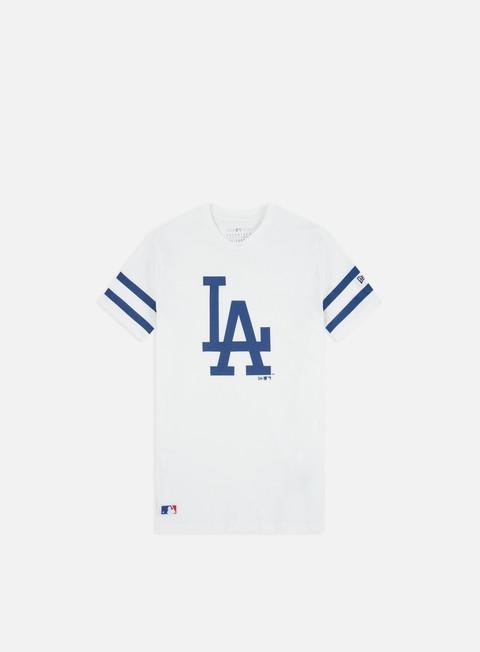 Outlet e Saldi T-shirt a Manica Corta New Era MLB Team Logo T-shirt LA Dodgers