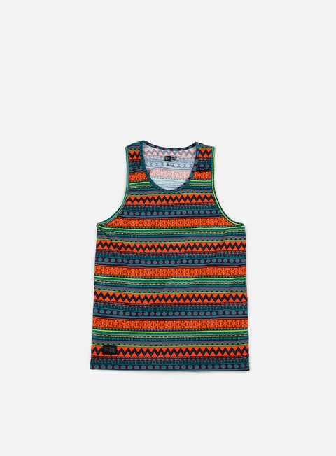 t shirt new era native tank top origami