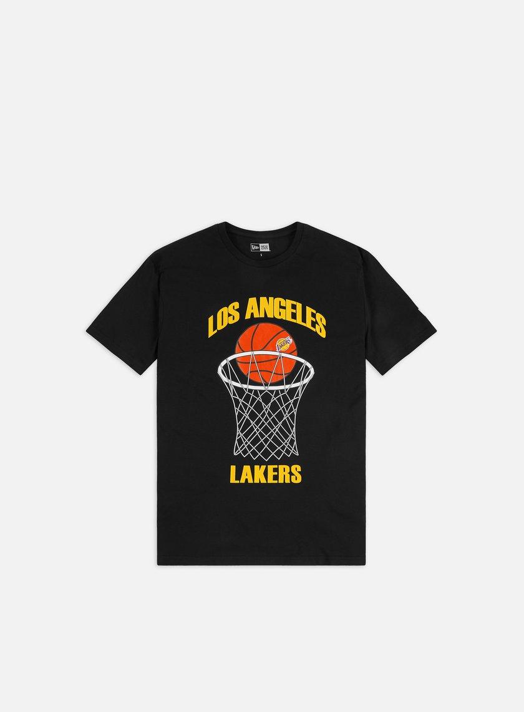 New Era NBA Basketball T-shirt LA Lakers