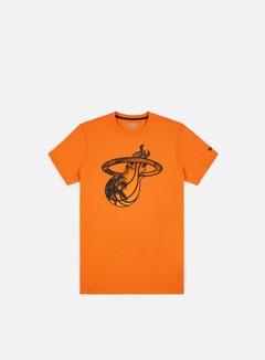 New Era NBA Coastal Heat Infill T-shirt Miami Heat