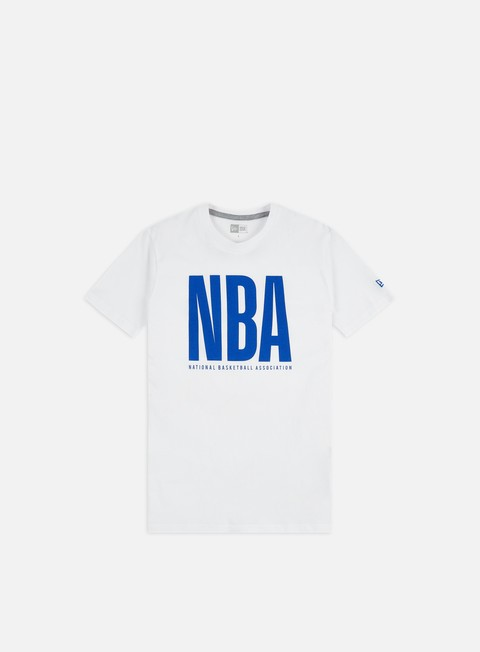 T-shirt a Manica Corta New Era NBA League T-shirt