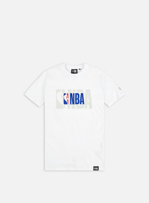 New Era NBA Logo T-shirt