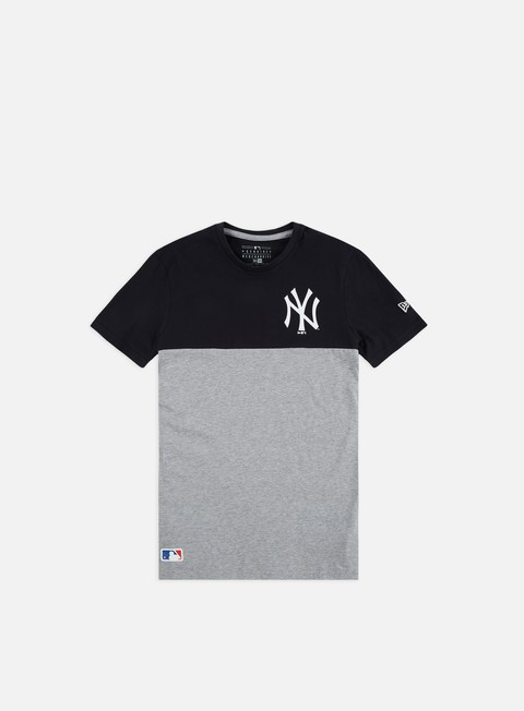 Outlet e Saldi T-shirt a Manica Corta New Era NBA MLP Colour Block T-shirt NY Yankees