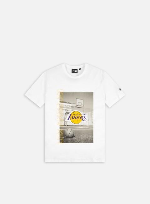 New Era NBA Photographic T-shirt LA Lakers