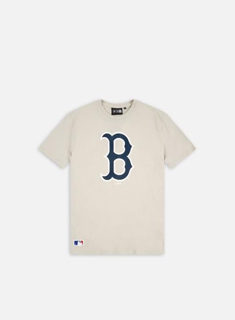 Sport Team T-shirts New Era NBA Seasonal Team Logo T-shirt Boston Red Sox
