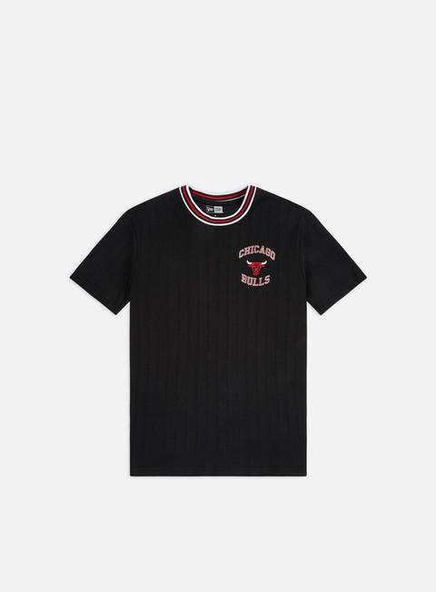 Outlet e Saldi T-shirt a Manica Corta New Era NBA T-shirt Chicago Bulls